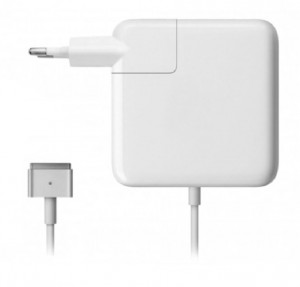 14.85V 3.05A Compatible Apple Macbook Power Adapter Laptop Charger T Shape Connector