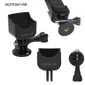 "Sunnylife 1/4"" Adapter Multi Function Connection Adapter Mount for DJI Osmo Pocket"