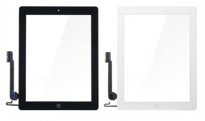 Apple iPad 4 Digitizer Touch Screen Replacement Repair