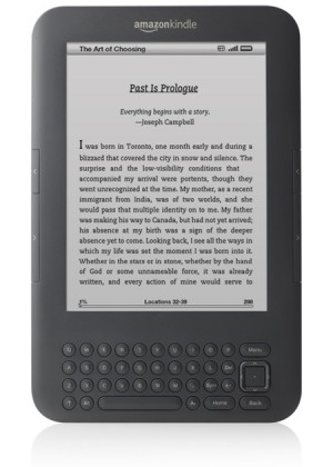 Amazon Kindle 3 LCD Screen Replacement Repair