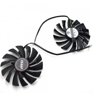 MSI Dual VGA Card Graphics Card Cooling FAN Replacement Repairs