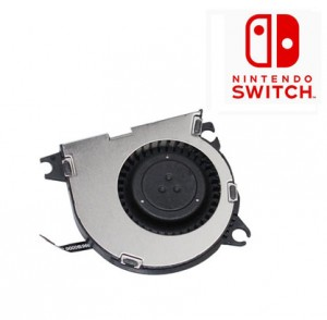 Nintendo Switch Internal Cooling Fan Replacement Repair