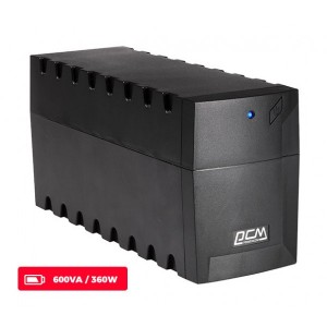 Powercom RAPTOR 600VA Line Interactive UPS