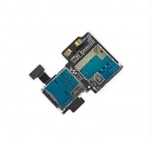 Samsung Galaxy S4 SIM Card Holder Reader Replacement Repair