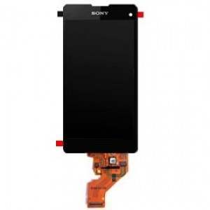 SONY Xperia Z1 Compact LCD Screen Digitizer Touch Screen Complete Replacement Repair