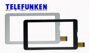 Telefunken TELC-73GIQ 7 inch Tablet Digitizer Touch Screen Replacement Repair