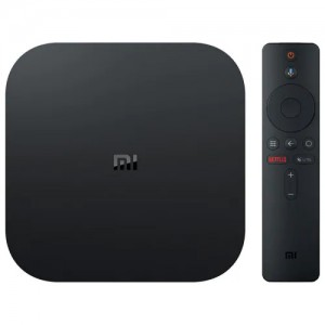 Xiaomi Mi Box S 4K Ultra HD Streaming Media Player Chromecast Built-In