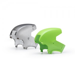 DJI FPV Top Shell - Eternal Green OR Void Grey