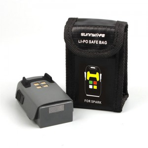 LiPo Battery Safe Bag LiPo Guard for DJI Spark - Single Battery