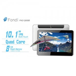 Fondi 10 inch Tablet Digitizer Touch Screen Replacement Repair
