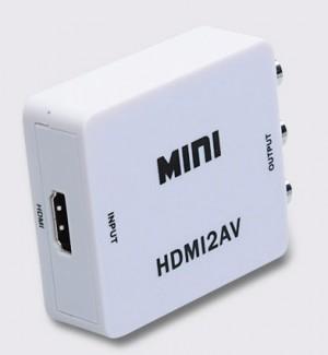 HDMI to AV Adapter HDMI to RCA Video Converter Adapter