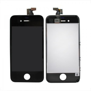 Apple iPhone 4 LCD Screen Digitizer Touch Screen Complete Replacement Repair
