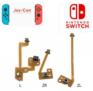 Nintendo Switch Joy-Con L ZR ZL Button Flex Cable Replacement Repair