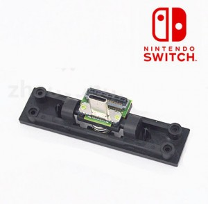 Nintendo Switch Docking Base USB Type-C Connector Replacement Repair