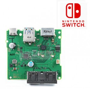 Nintendo Switch Dock Set HDMI Port USB Type-C Charging Port USB Port Connector Replacement Repair
