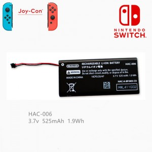 Nintendo Switch Joy-Con Controller Battery Replacement Repair