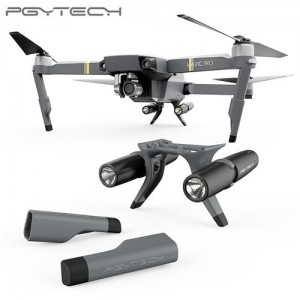 PGYTECH Landing Gear Extension Leg with LED for DJI Mavic Pro