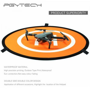 PGYTECH 75cm Foldable Landing Pad for DJI Mavic Pro DJI Spark DJI Mavic AIR and Other Drones