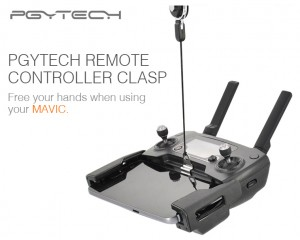 PGYTECH Mavic Pro Remote Controller Clasp with Lanyard