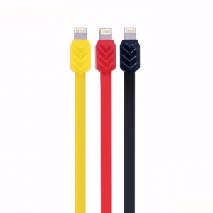 Remax Fishbone iPhone Lightning USB Cable for iPhone 5/6/7 1M