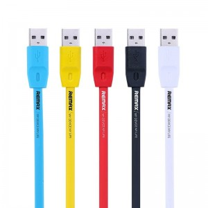 Remax iPhone Lightning USB Cable for iPhone 5/6/7 1M/2M