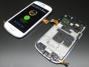 Samsung Galaxy S3 Mini LCD Complete Replacement Repair - Refurbished