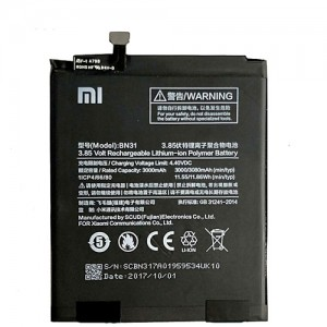 Xiaomi Mi A1 Mi S2 Battery Replacement BN31