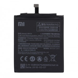 Xiaomi Redmi 5A Battery Replacement BN34