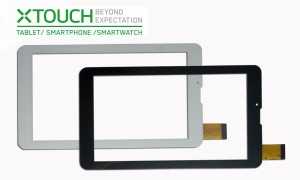 X-TOUCH 7 inch Tablet Digitizer Touch Screen Replacement Repair