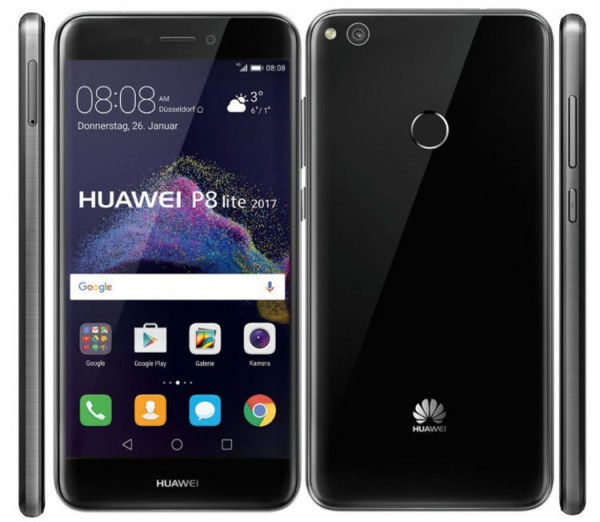 Huawei P8 Lite 2017 LCD Screen Complete Replacement Repair - Phone