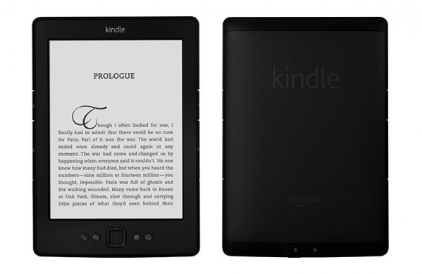 Amazon Kindle 5 LCD Screen Replacement Repair - Amazon Kindle