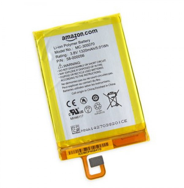Kindle Voyage Battery Replacement - Amazon Kindle Repairs