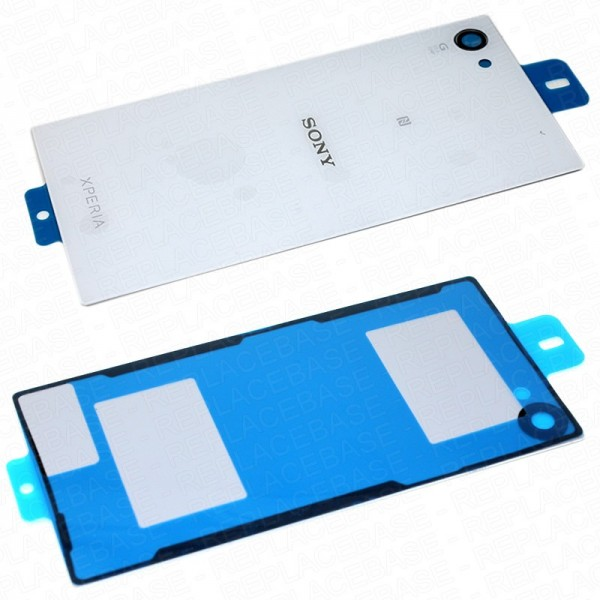 huge discount f8dd9 f9dc7 SONY Xperia Z5 Compact Back Cover Back Panel Rear Glass Panel ...