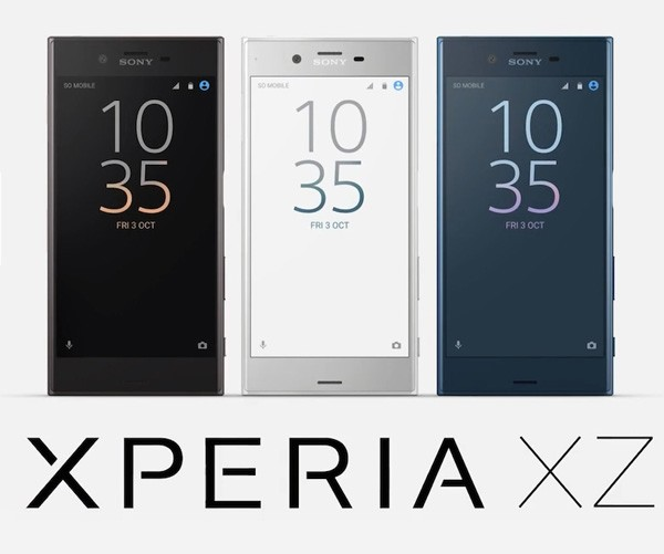 SONY Xperia XZ LCD Screen Complete Replacement Repair